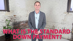 Minnesota First Time Home Buyer: What Is a Standard Down Payment?