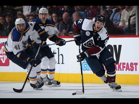 NHL Admits They Got It Wrong In Blues-Avalanche Game