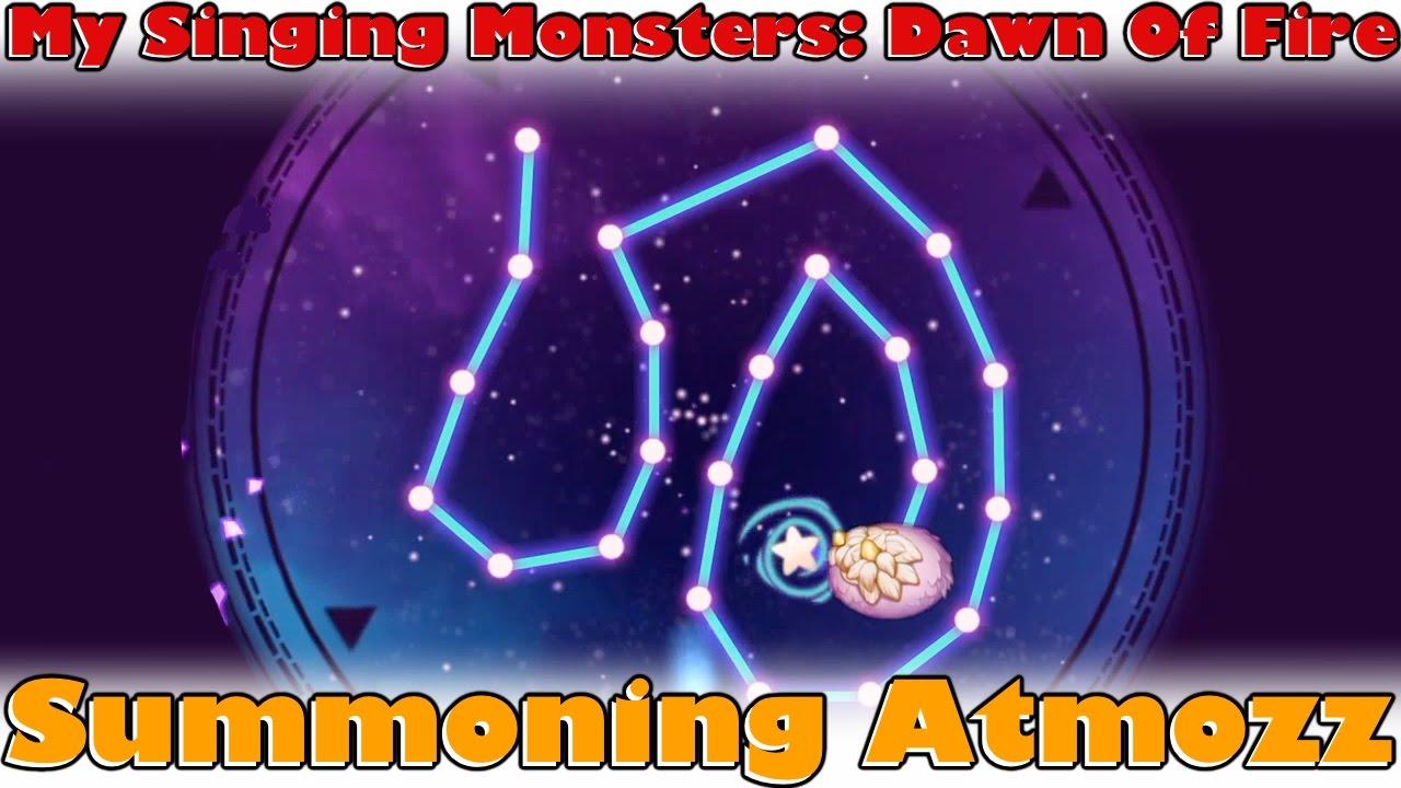 Download My Singing Monsters: Dawn Of Fire - Summoning Attmoz