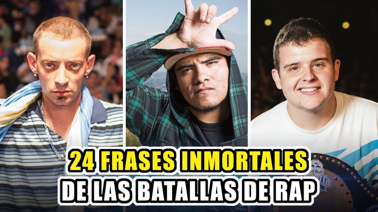24 Frases Inmortales De Las Batallas De Rap De Toda La Historia