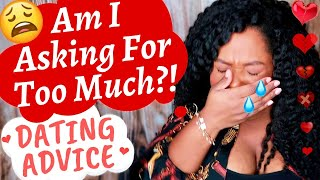 What REALLY Happens When You Raise Your Standards! | How To Be Confident Dating | PLUS SIZE DATING