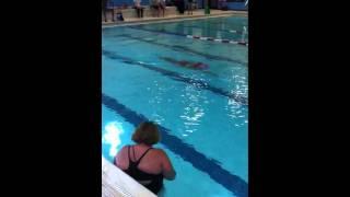 Shinji Takeuchi demonstrates freestyle
