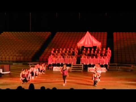 JMU Zeta Tau Alpha Greek Sing 2016 - 3rd Overall