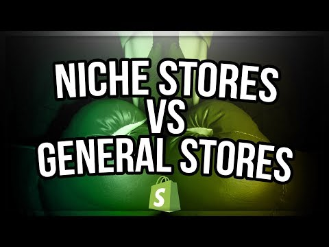 Niche vs General Shopify Stores Which Is Better?