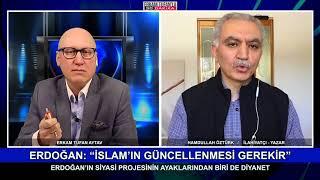 İSLAM'IN GÜNCELLENMESİ VE SARAY HEGEMONYASINDAKİ İSLAM  KONUK: HAMDULLAH ÖZTÜRK 16.03.2018