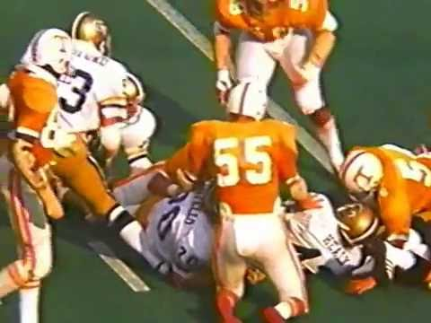 1972 # 15 Tennessee vs Georgia Tech