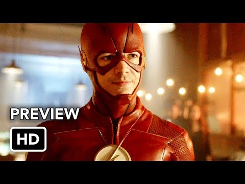 "The Flash 4x21 Inside ""Harry and the Harrisons"" (HD) Season 4 Episode 21 Inside"