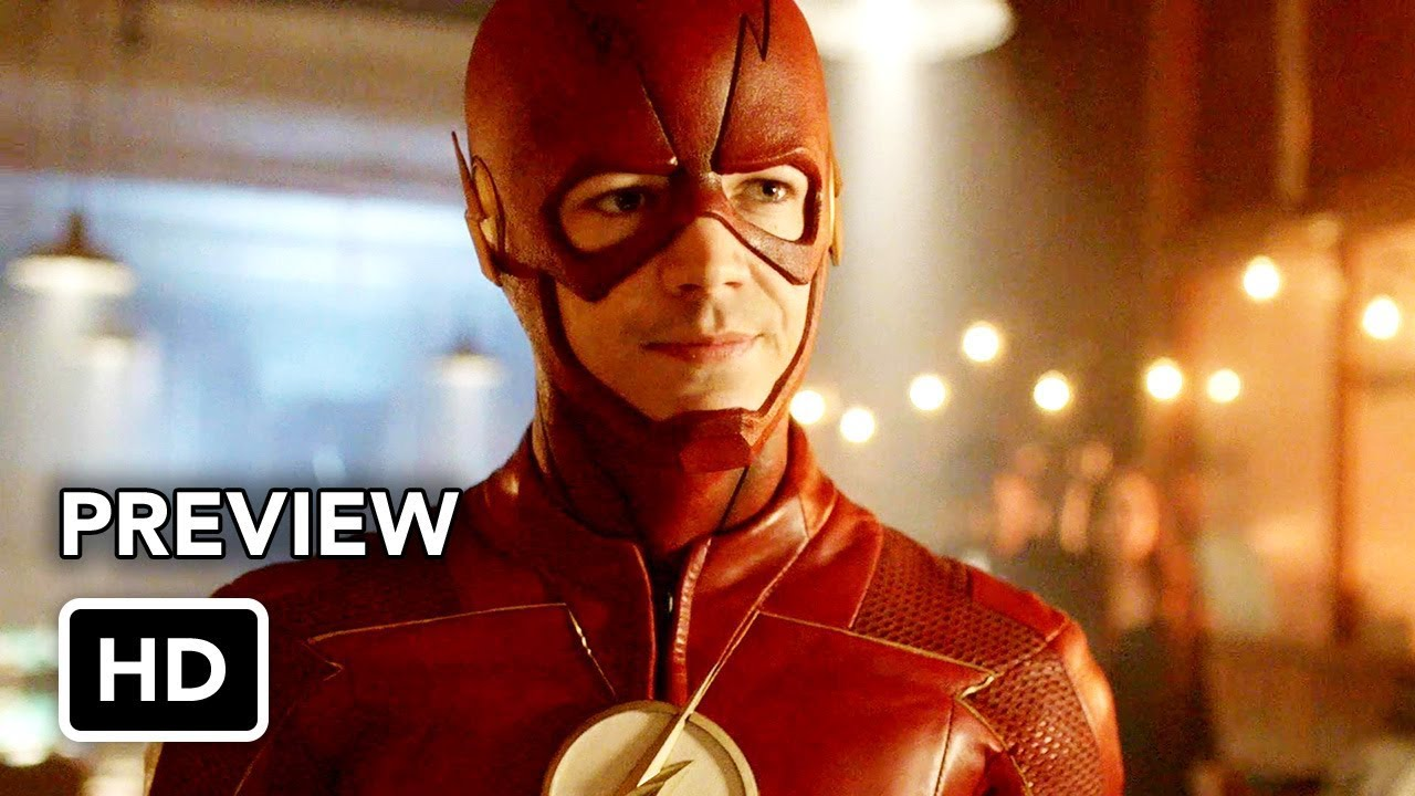 The Flash 4x21 Inside