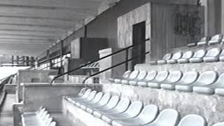 """Gambar cover Stadiumi """"Qemal Stafa"""" gati per ndeshjen Shqiperi -Greqi (15 Nentor 1998)"""