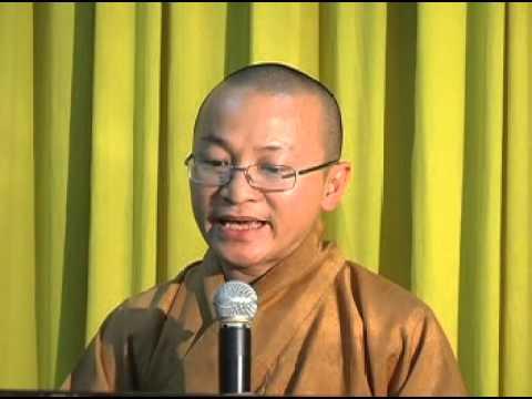 Kinh Trung Bộ 50 (Kinh Hàng Ma) - Giáo dục kẻ xấu (05/11/2006)