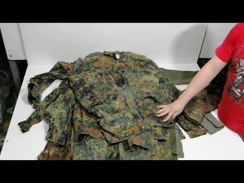 JS MILITARY (Военная одежда)