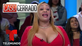 Caso Cerrado | She Became A Nurse For Plastic Surgery 👩🏻⚕️🤕👙💁🏻| Telemundo English