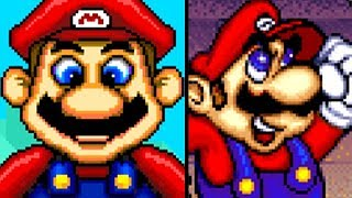 the worst super mario games ever made