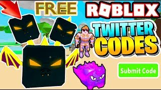 *FREE DOMINUS PET* + ALL NEW CODES | Bubble Gum Simulator Roblox | UPDATE BUBBLE GUM SIMULATOR!