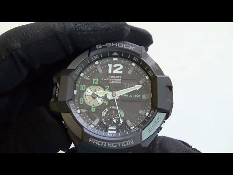 Casio - G-Shock GA-1100-1A3ER Review