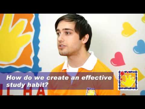 Teacher's interview Studying Effectively 02