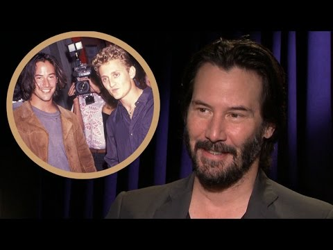 EXCLUSIVE: Keanu Reeves Reveals 'Bill & Ted 3' Plot, Promises It's 'Bodacious And Heartwarming'