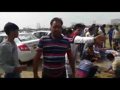 Uber Strike Indore all taxi social uber