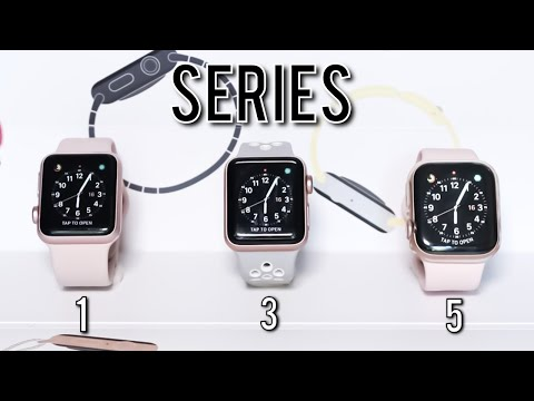 Which Apple Watch Should YOU Buy? (Series 1 Vs 3 Vs 5) | Kayla's World