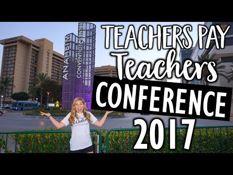 TPT Conference, Friends, and Billy's Birthday | Teacher Summ