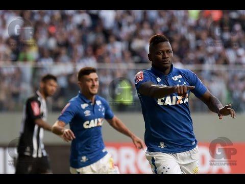 Atlético-MG 2 x 3 Cruzeiro - MELHORES MOMENTOS - Campeonato Brasileiro - 12/06/2016