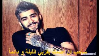أغنية Pillow Talk   Zayn Malik مترجمة