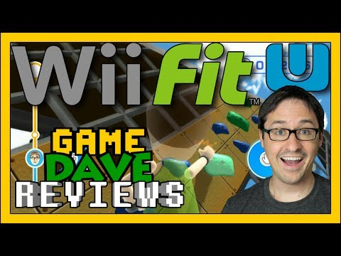Wii Fit U First Look and Review | Game Dave