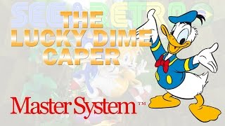 The Lucky Dime Caper - Master System - Review