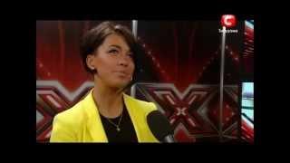 X-Factor 3 Ukraine | Julia Plaksina - Euphoria