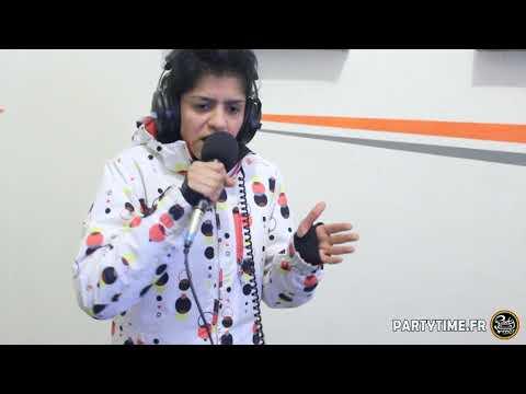 Freestyle Soom T at Party Time Reggae Radio show - 25 FEV 2018