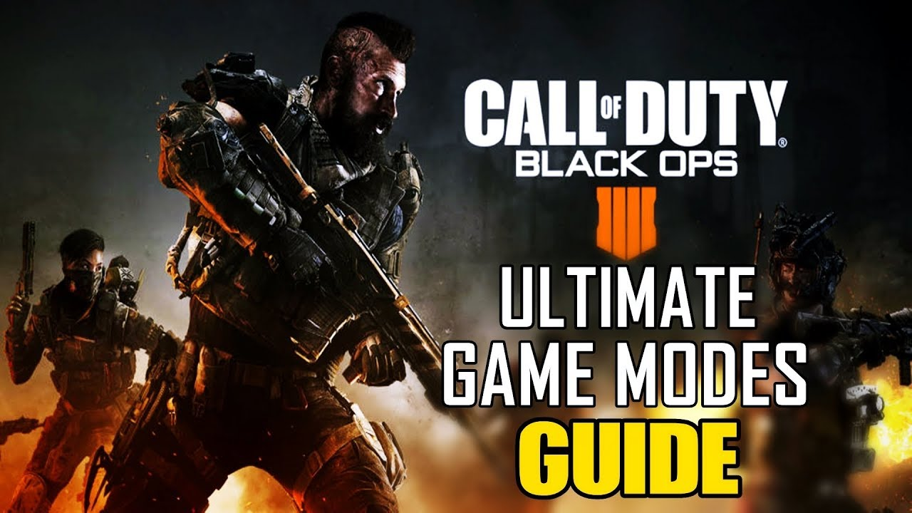 Call of Duty: Black Ops 4 game modes guide
