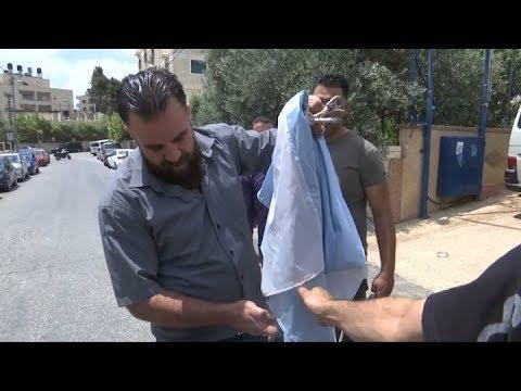 Presidente del fútbol palestino pide quemar banderas y remeras de Messi y Argentina por el amistoso con Israel (VIDEO)