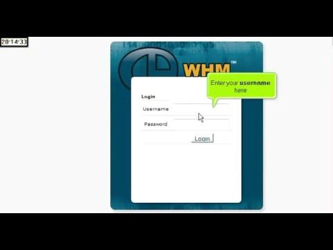 WHM Reseller web Hosting