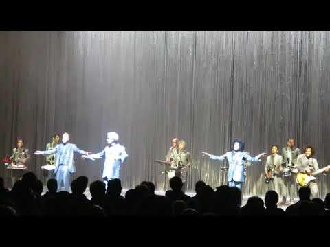 David Byrne - Like Humans Do  3/9/18