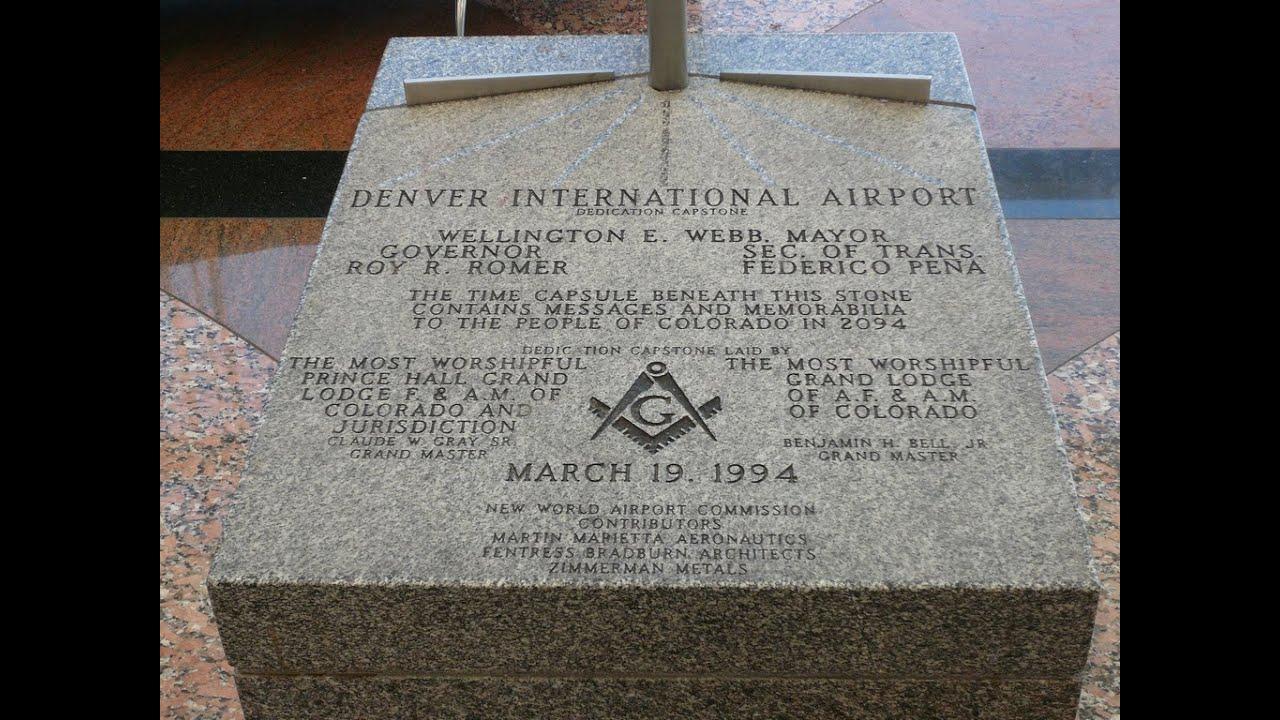 denver airport secret underground military base - YouTube