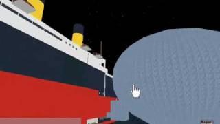 ROBLOX Titanic Simulation (2009)