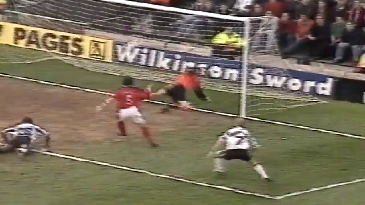 Derby County Fc V Nottingham Forest Fc 23rd April 1997 Baseball Ground Derby Youtube