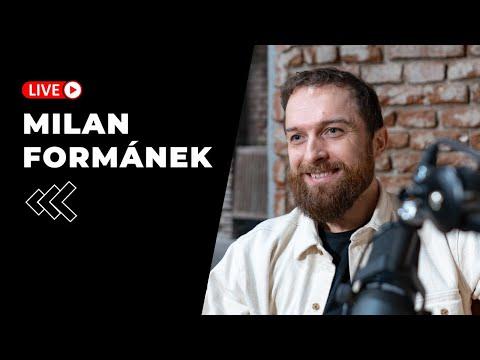 Livestream: Milan Formánek