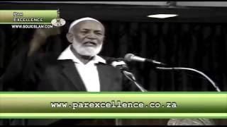 Crucifixion - Fact or Fiction?  Debate between Robert Douglas and Sheikh Ahmed Deedat