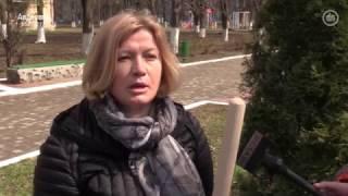 Количество заложников увеличилось,   Геращенко