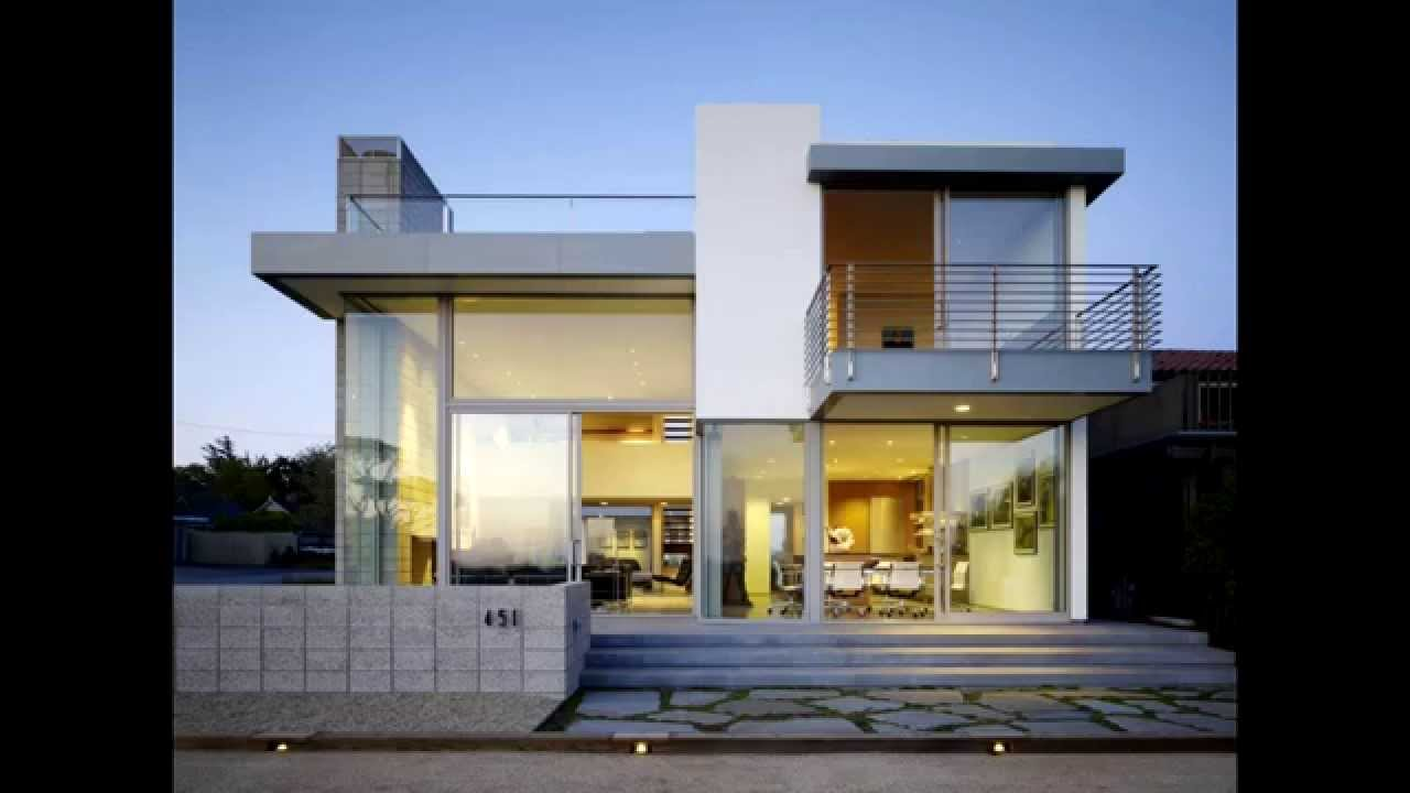 Best Modern Homes Youtube
