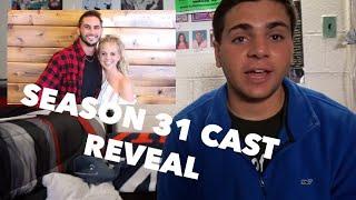 The Amazing Race Season 31: Cast Reveal/Assessment