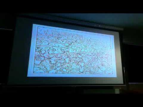 Konfirm, Jon Adams residency, Autism Research Centre