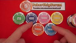 Poker Chip Forum Tournament Set - First Impressions