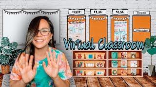 Creating A Virtual Classroom | Teacher Tips