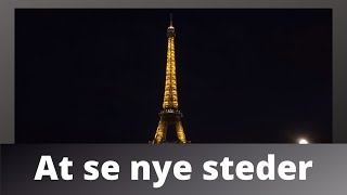 Learn Danish - At se nye steder (Seeing new places)