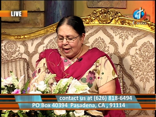 The Light of the Nations  Rev. Dr. Shalini Pallil Indian 11-06-2018