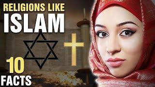10 Religions Surprisingly Similar To Islam