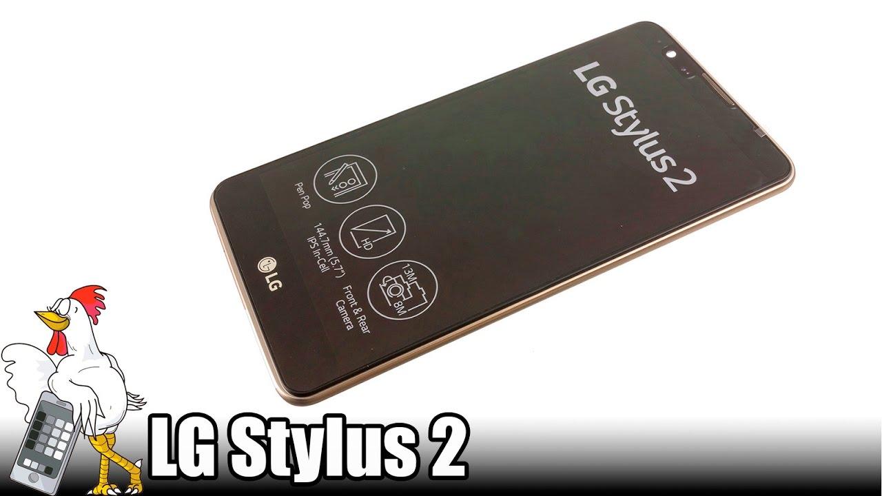 dfabd2eb8d1 Guía del LG Stylus 2: Cambiar pantalla completa - YouTube