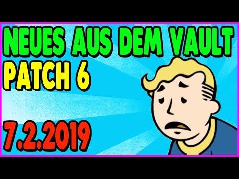 Fallout 76 - Neues aus dem Vault | Brandbestien Balancing | 7.2.2019 thumbnail